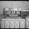 Pac-lab, Pacific Laboratories Inc. booth, poultry show, Southern California, 1930