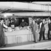 Sub-basement, delivery, Broadway Department Store, Los Angeles, CA, 1930