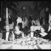 Navy ball, Los Angeles, CA, 1934