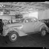 1936 Plymouth coupe, owner Charles P. Haswell, Los Angeles, CA, 1940