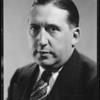 Portraits of Captain Landan for publicity, Southern California, 1934
