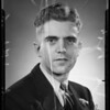 Portrait of Phil Lansdale, Southern California, 1940