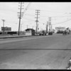Intersection of Willow Street & American Avenue [Long Beach Boulevard], Long Beach, CA, 1930