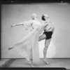 Dance team, Southern California, 1934