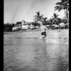 Mr. Bragg in Miami Beach, FL, 1940