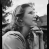 Model, Southern California, 1940