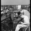 Radio catalogue, National Auto School, Southern California, 1931
