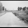 Intersection of East 112th Street and South Alameda Street, Lynwood, CA, 1934