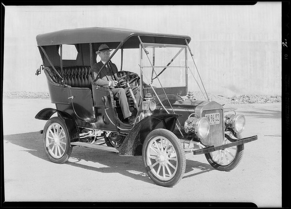 1904 Buick, Southern California, 1930