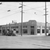 Pacific Southwest Bank, West Washington Boulevard & South Burlington Avenue branch, Los Angeles, CA, 1924