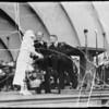 Vesper services at Hollywood Bowl, 2301 North Highland Avenue, Los Angeles, CA, 1935