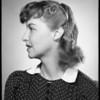 Ann Cornell, Southern California, 1940