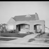 3130 Glendon Avenue, Los Angeles, CA, 1924