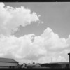 Clouds, Southern California, 1934