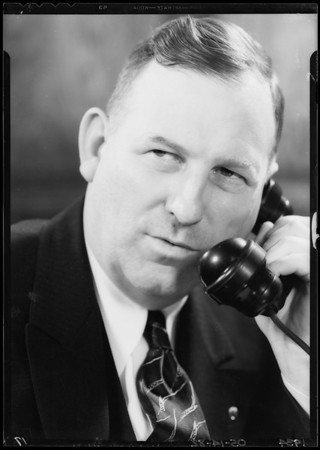 John R. Quinn campaign, Southern California, 1934