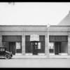 1638 West Adams Boulevard, Los Angeles, CA, 1926