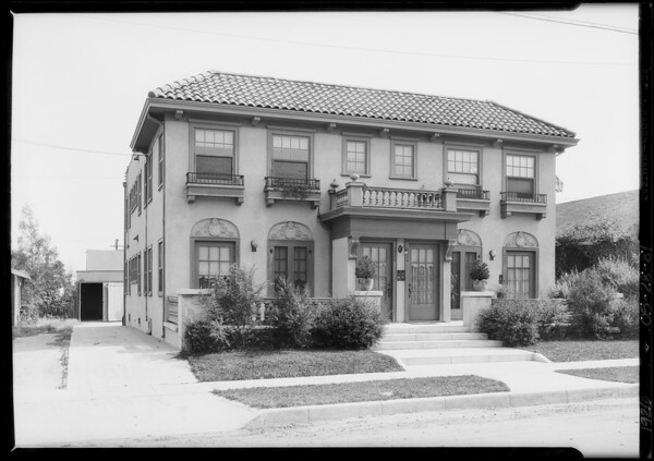 4422 1/2 Kingswell Avenue, Los Angeles, CA, 1926