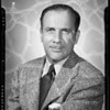 Portrait of Mr. Hunsacker, Southern California, 1940
