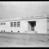 Costume department buildings, Southern California, 1930
