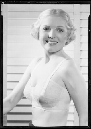 Jeanne Martel, Kay McCoy, Southern California, 1935