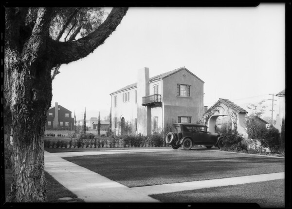 Home - 608 Crescent Drive, Beverly Hills, CA, 1925