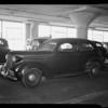 1937 Dodge sedan, Los Angeles, CA, 1941