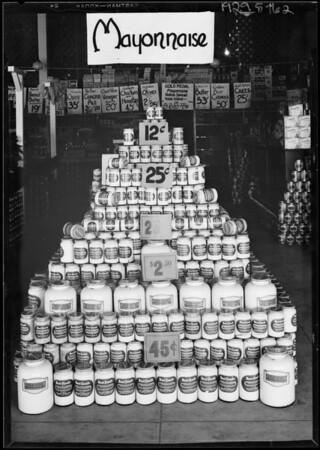 Store at Carthay Circle, Southern California, 1929