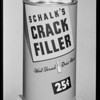 Advertising material for layout 'Crack Filler', 'Double X', etc., Southern California, 1940