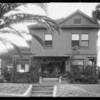 1014 Kensington Road, Southern California, 1926