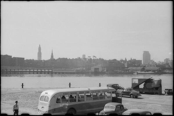 New York, New England, 1940