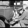 Raybestos brake lining, Southern California, 1926