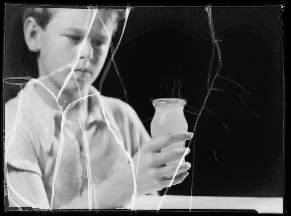 Bireley's orange juice, Southern California, 1935