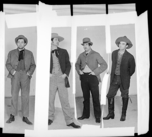 Characters in 'Cimmarron', Southern California, 1931 [image 10]