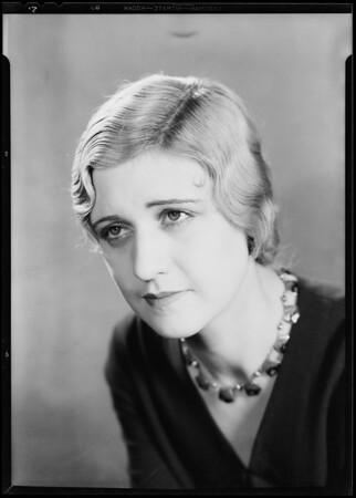 Women of 40, Southern California, 1930