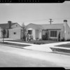 Residence of Mrs. A. Ferber, 3739 Cherrywood Avenue, Los Angeles, CA, 1940