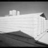 Interior and exterior of plant, Blue Diamond Co., South Alameda Street and East Washington Boulevard, Los Angeles, CA, 1931