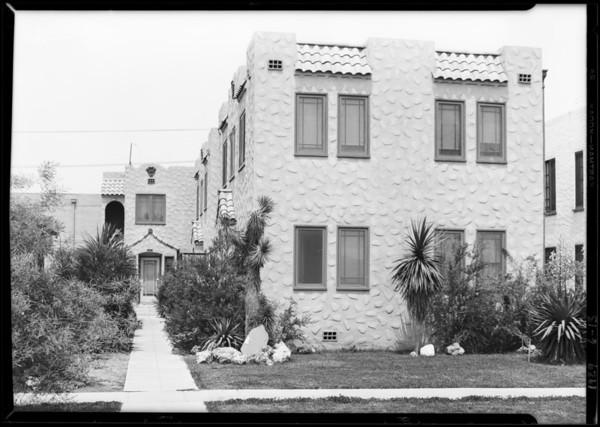 1227 1/2 West Boulevard, Los Angeles, CA, 1929