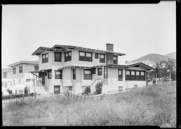 408 Ross Street, Glendale, CA, 1926