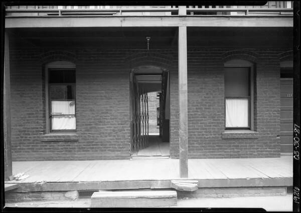 Court of Santa Rosa Hotel, 343 South San Pedro Street, Los Angeles, CA, 1926