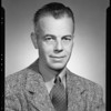 Portrait, Mr. Dodd, Southern California, 1940
