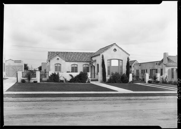 1042 North Orlando Avenue, Los Angeles, CA, 1926