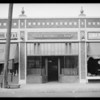 West 39th Street & South Western Avenue, Pacific Southwest Bank, Los Angeles, CA, 1924