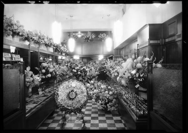 New store, Hamilton Diamond Co., 110 West 9th Street, Los Angeles, CA, 1930