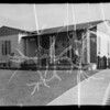 Property in Pasadena, and San Fernando Valley, Southern California, 1935