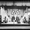 Department store - radio window, Los Angeles, CA, 1925