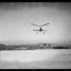 Autogyro publicity, etc., Southern California, 1932