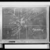 Blackboard - Borgese vs. Fullbright, Southern California, 1934
