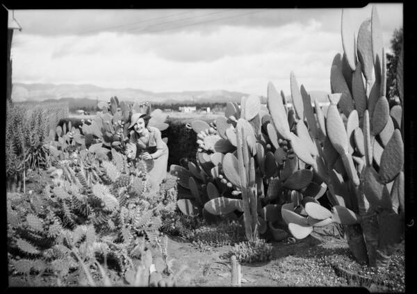 Publicity, Granada estates, etc, Southern California, 1935