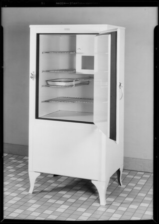 Refrigerator 65, Holbrook Merrill & Stetson, Southern California, 1931