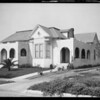 221 & 223 North Pine, Alhambra, Southern California, 1926